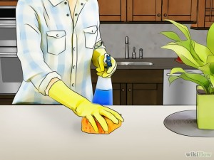 clean your kitchen